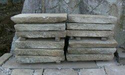 画像1: 古板石(ビシャン)